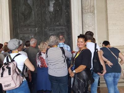 Pielgrzymka do Włoch (37)