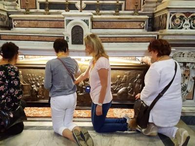 Pielgrzymka do Włoch (5)