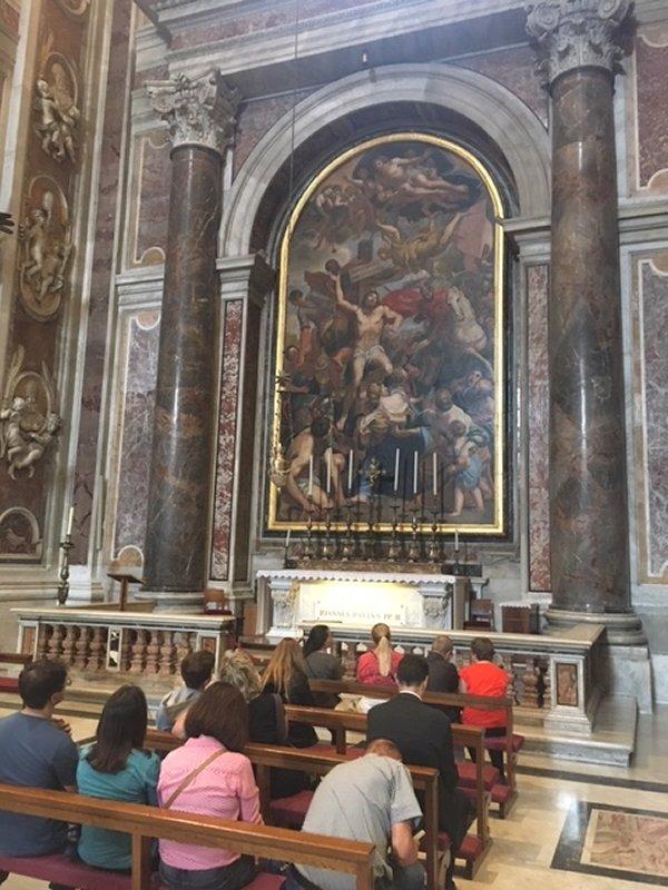 Pielgrzymka do Włoch (6)