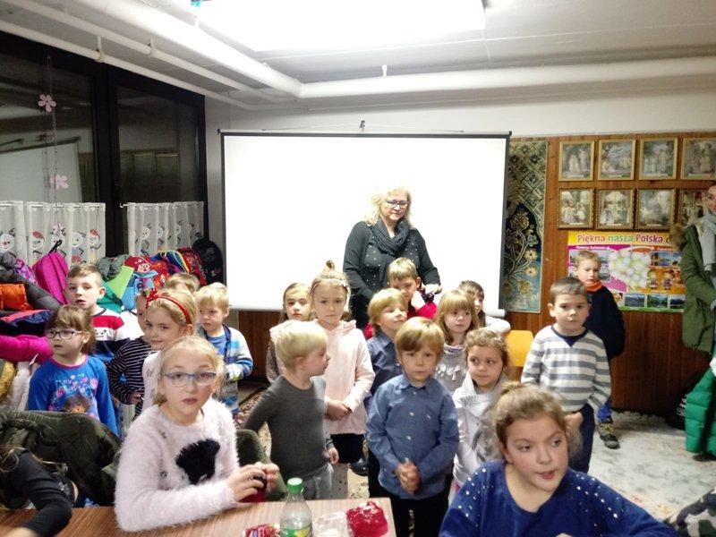 Spotkanie wigilijne Polskiej Szkoły (13)