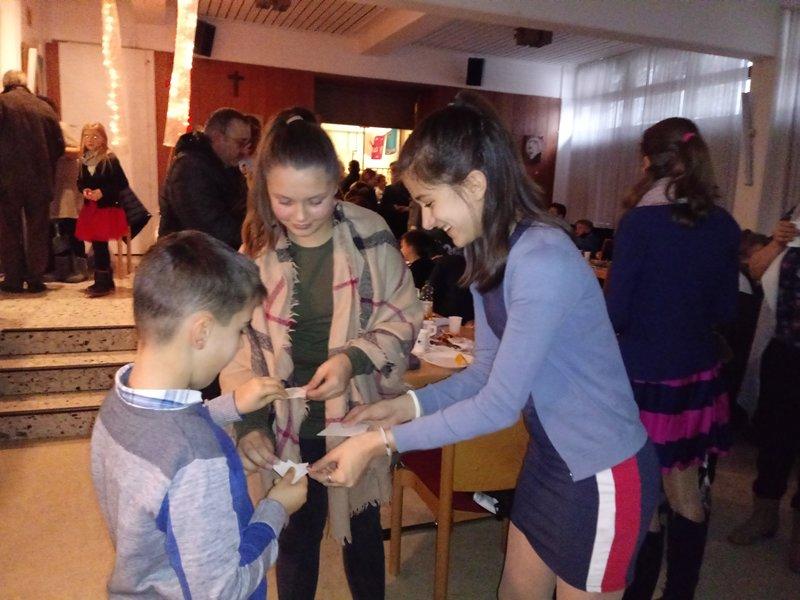 Spotkanie wigilijne Polskiej Szkoły (7)
