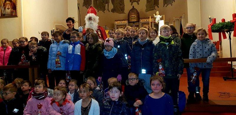 Spotkanie wigilijne Polskiej Szkoły (11)