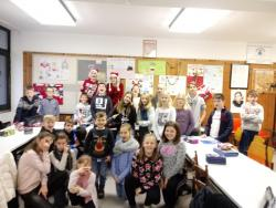 Spotkanie wigilijne Polskiej Szkoły (14)