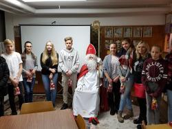 Spotkanie wigilijne Polskiej Szkoły (1)