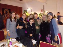 Spotkanie wigilijne Polskiej Szkoły (9)